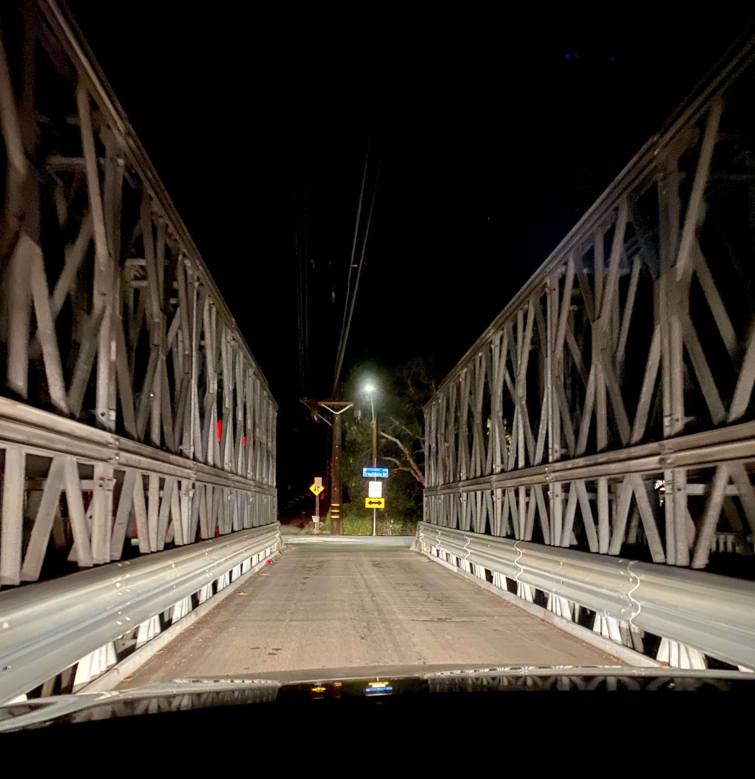 bridge in Cornell discover the Conejo Valley