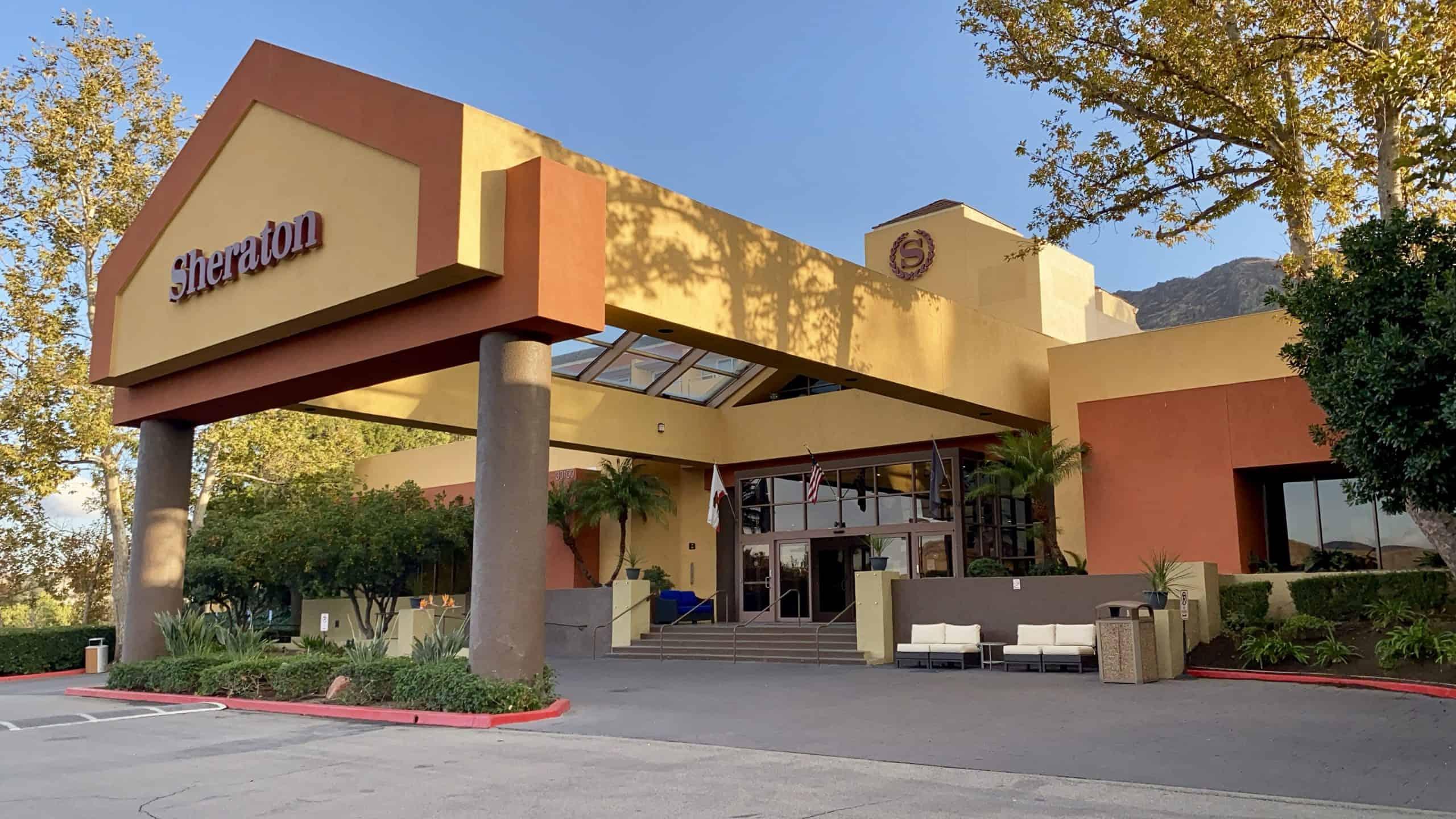 Sheraton Agoura Hills Hotel