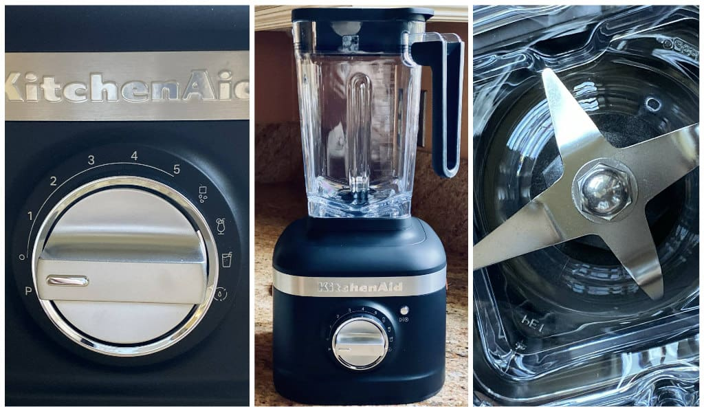 kitchenaid k400 blender