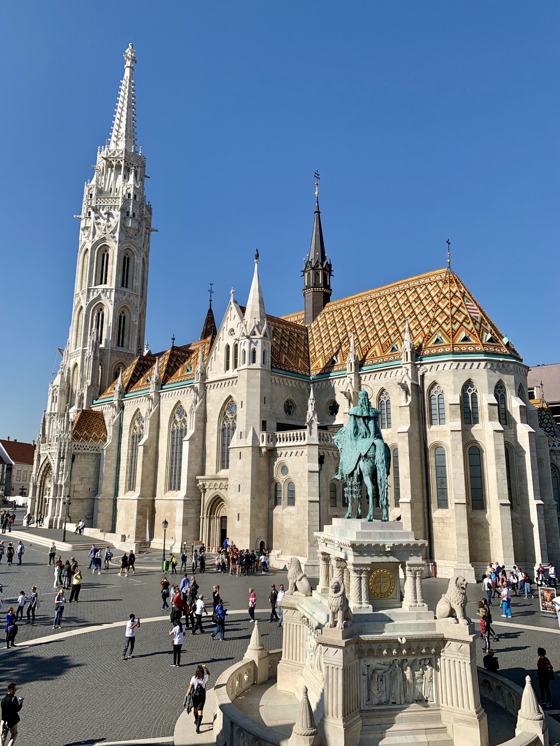St Mathias Church Budapest