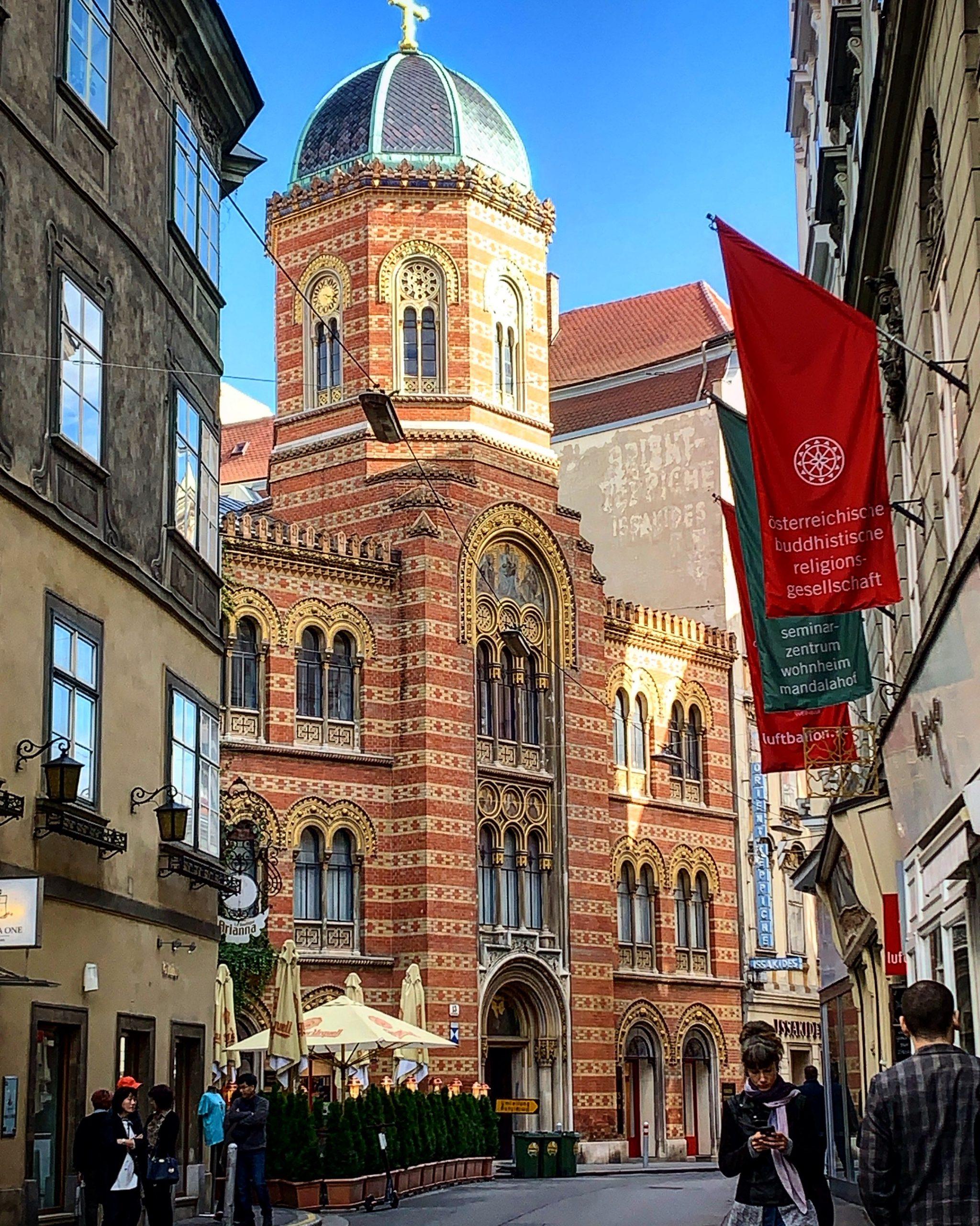 church in Vienna