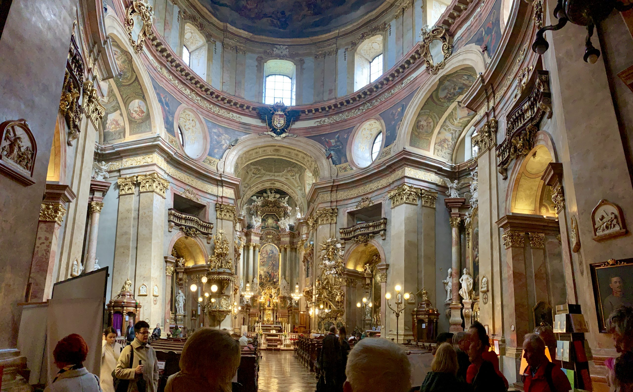 st peter's church vienna