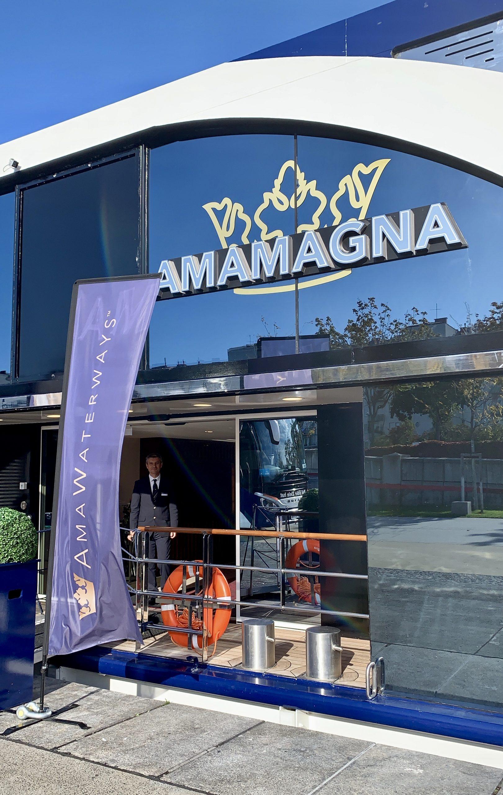 AmaMagna visiting Weissenkirchen