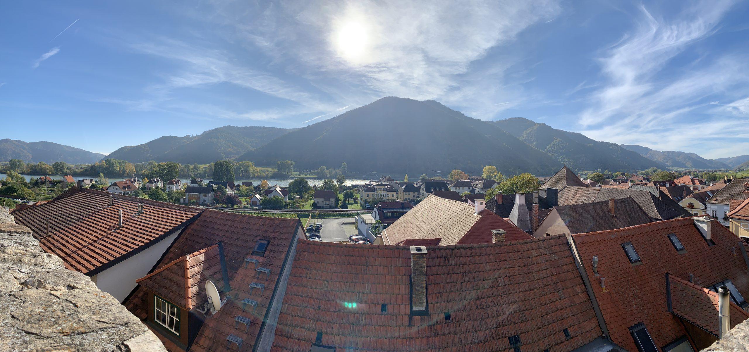 visiting Weissenkirchen (view)