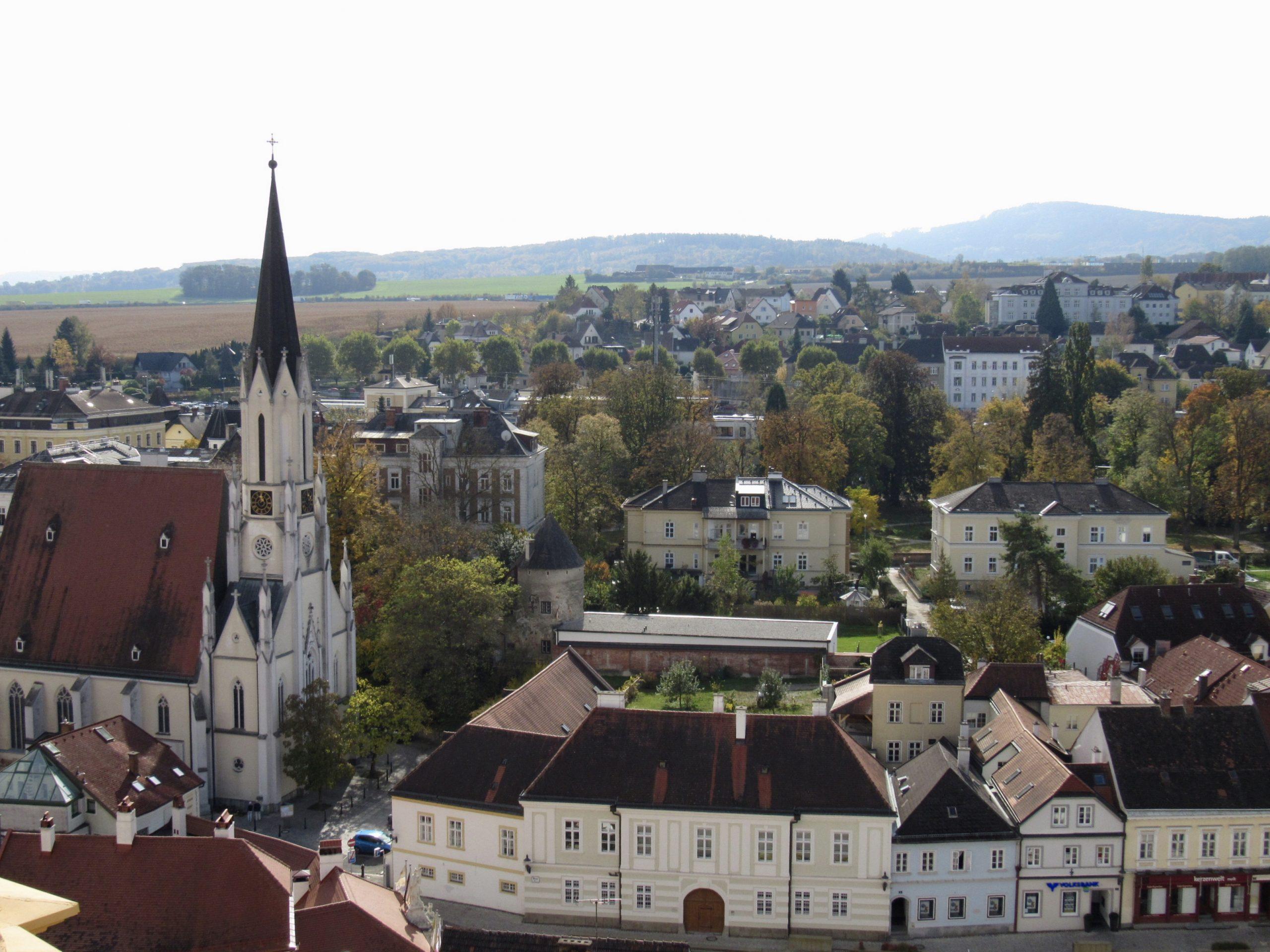 city of Melk