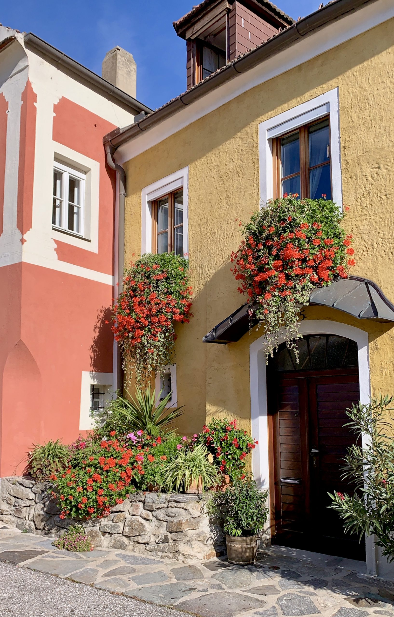 visiting weissenkirchen austria
