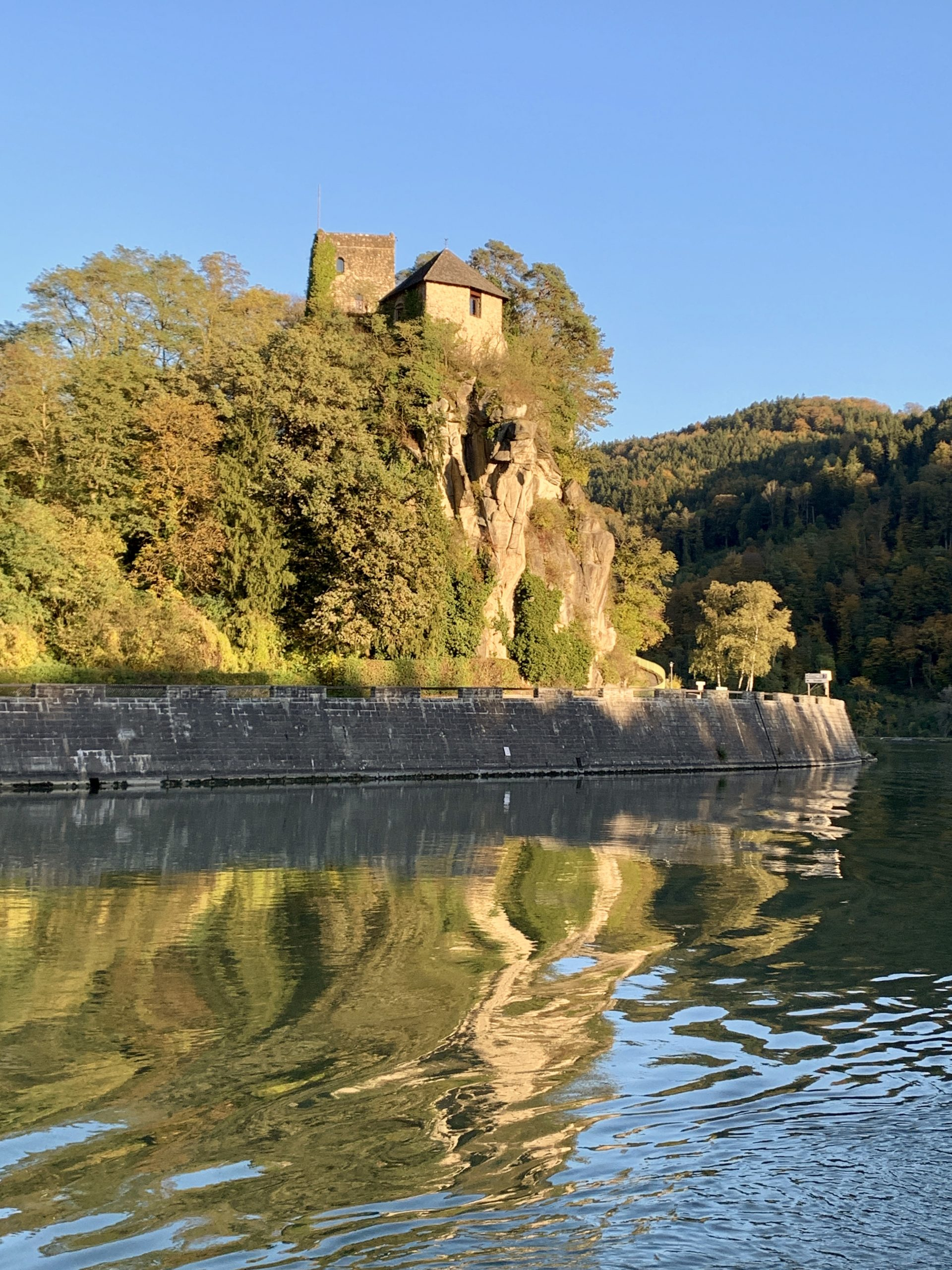 views on the Danube