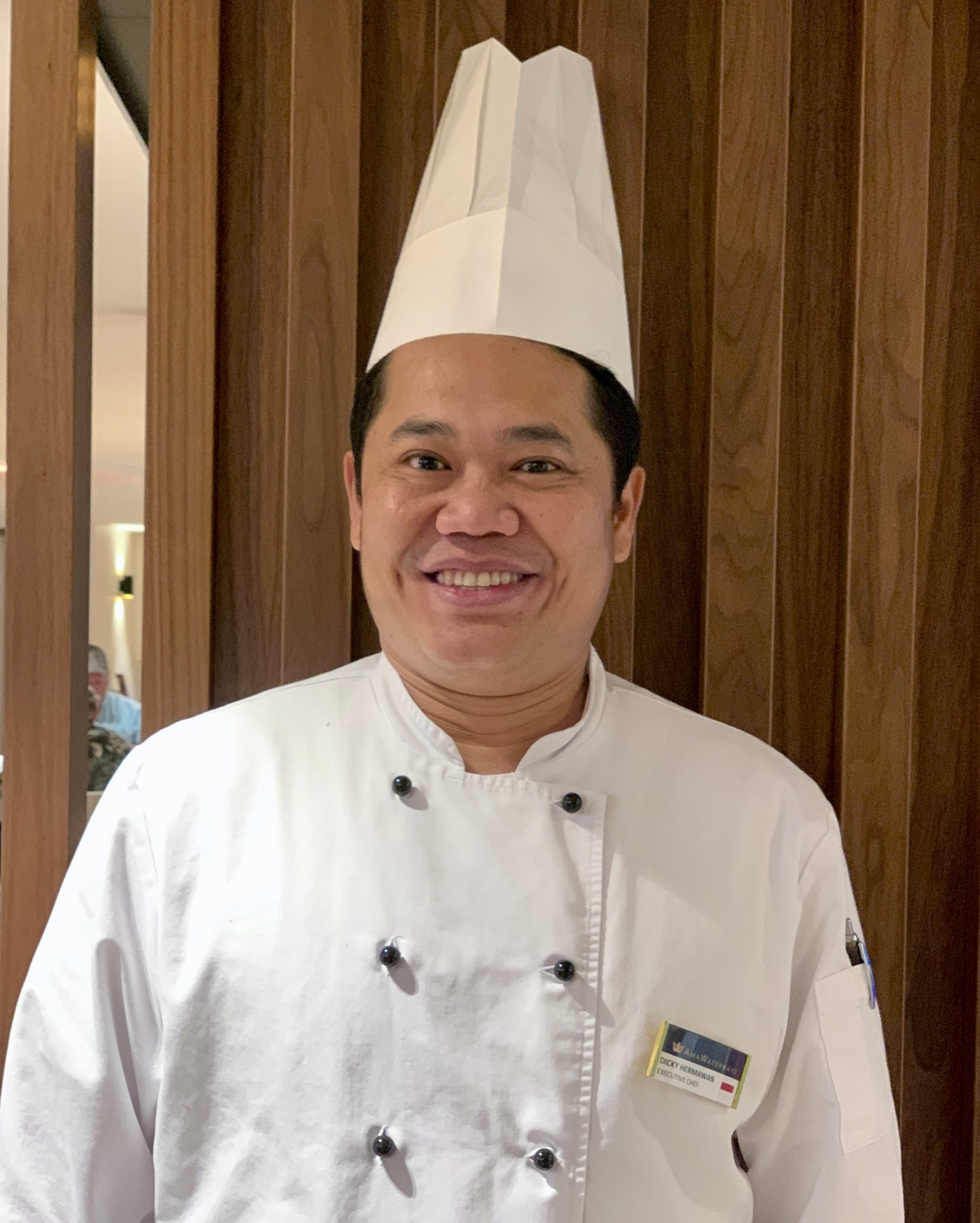 Executive Chef Dicky