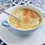 Pastina Soup (a Simple Italian Soup When the Pantry is Bare)
