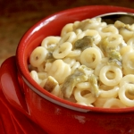 Four Cheese Mac and Cheese with Hatch Chiles