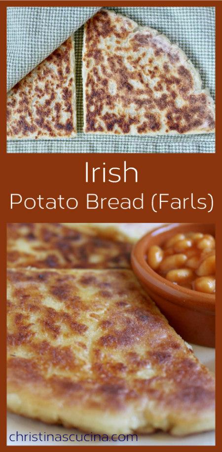 pin for Irish potato bread