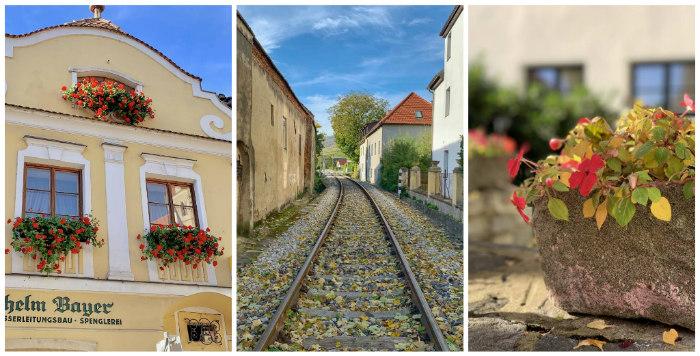 visiting weissenkirchen collage