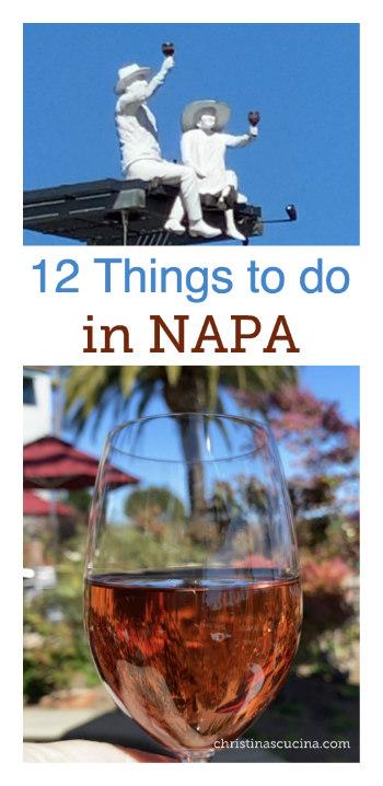 Pinterest pin for Napa