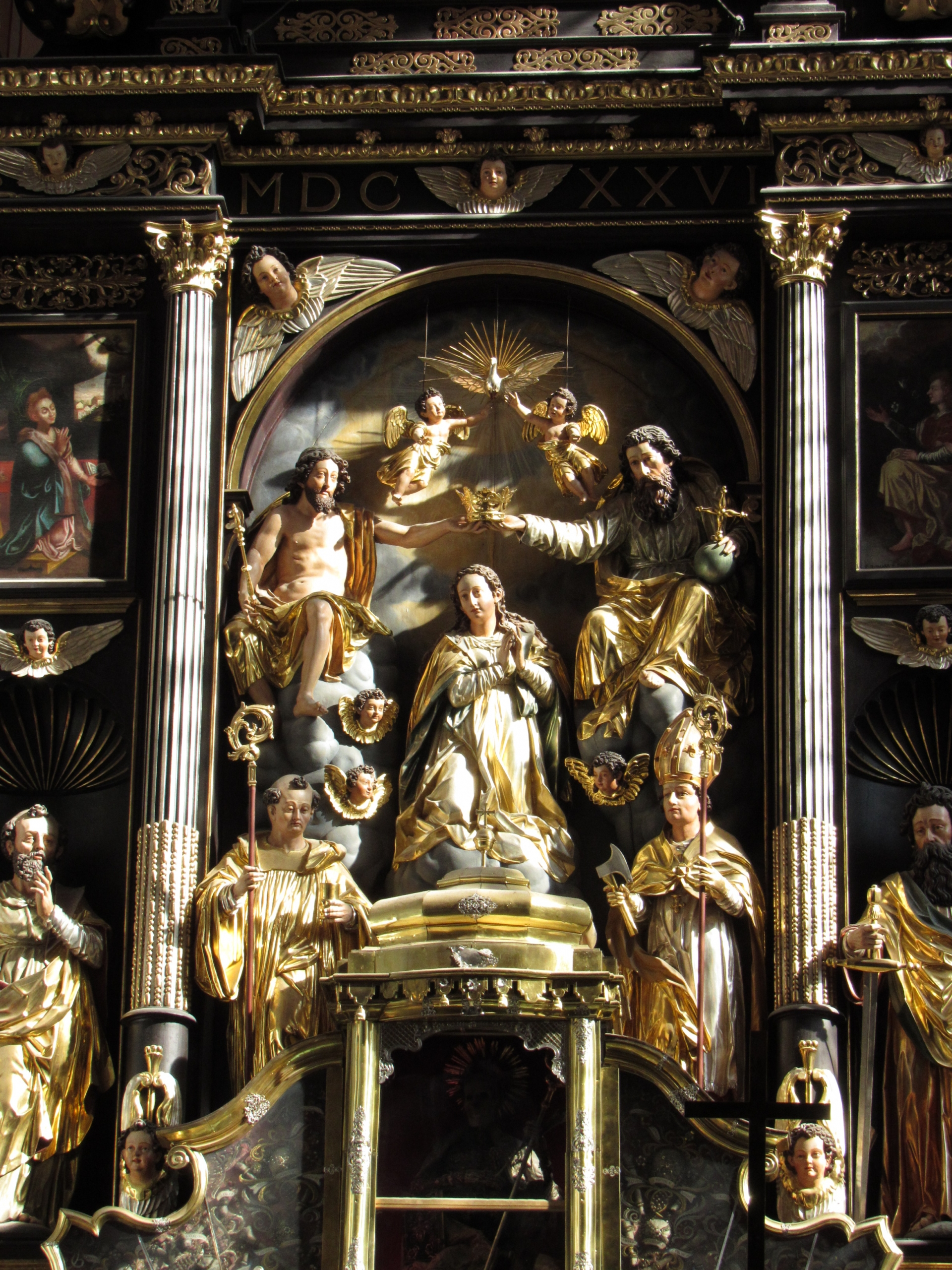 St. Michael altar Mondsee