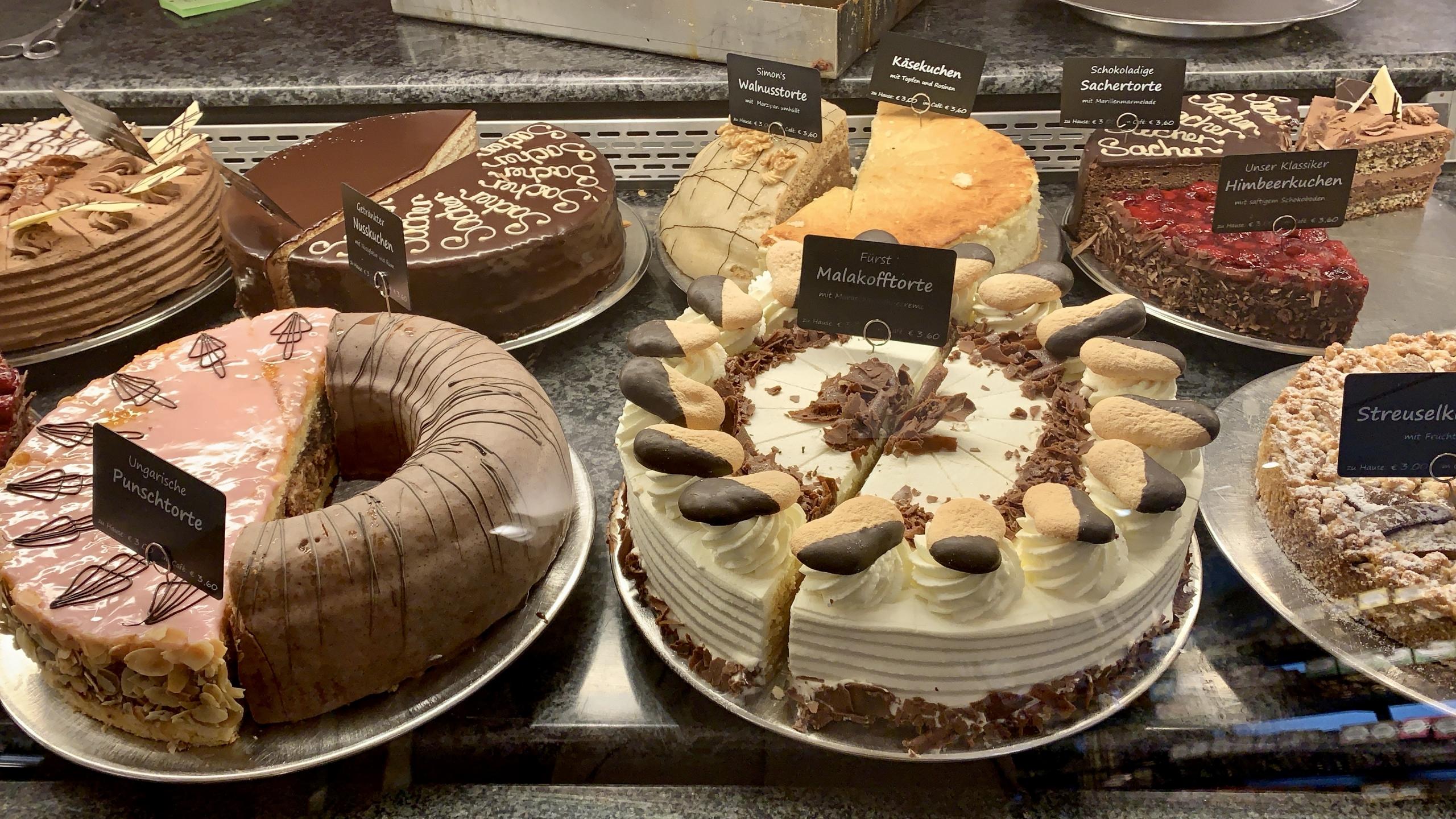Bakery visiting Passau