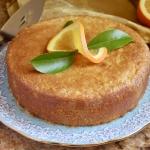 Gluten Free Orange Cake (Sicilian Whole Orange Cake)