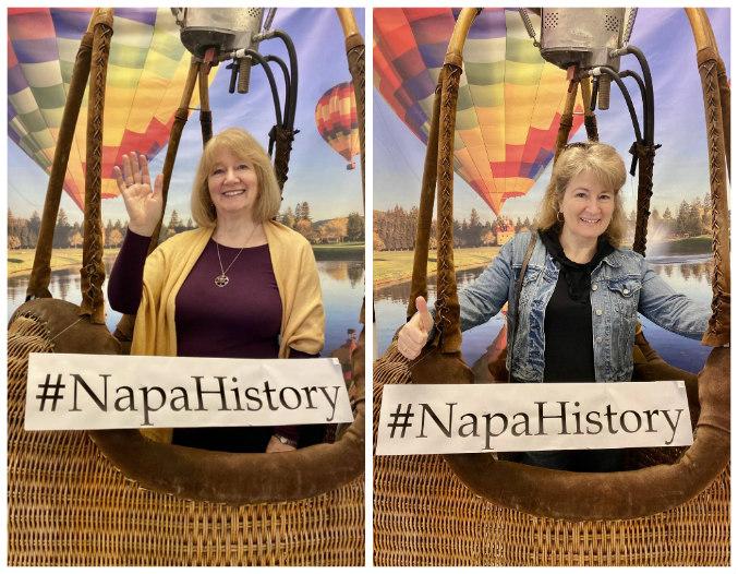 Napa History