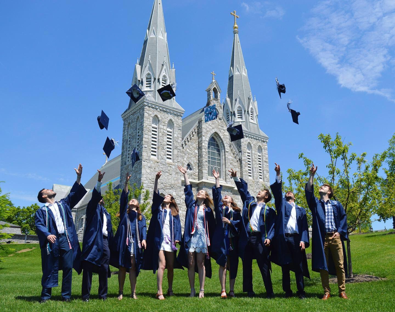 Villanova graduates 2019