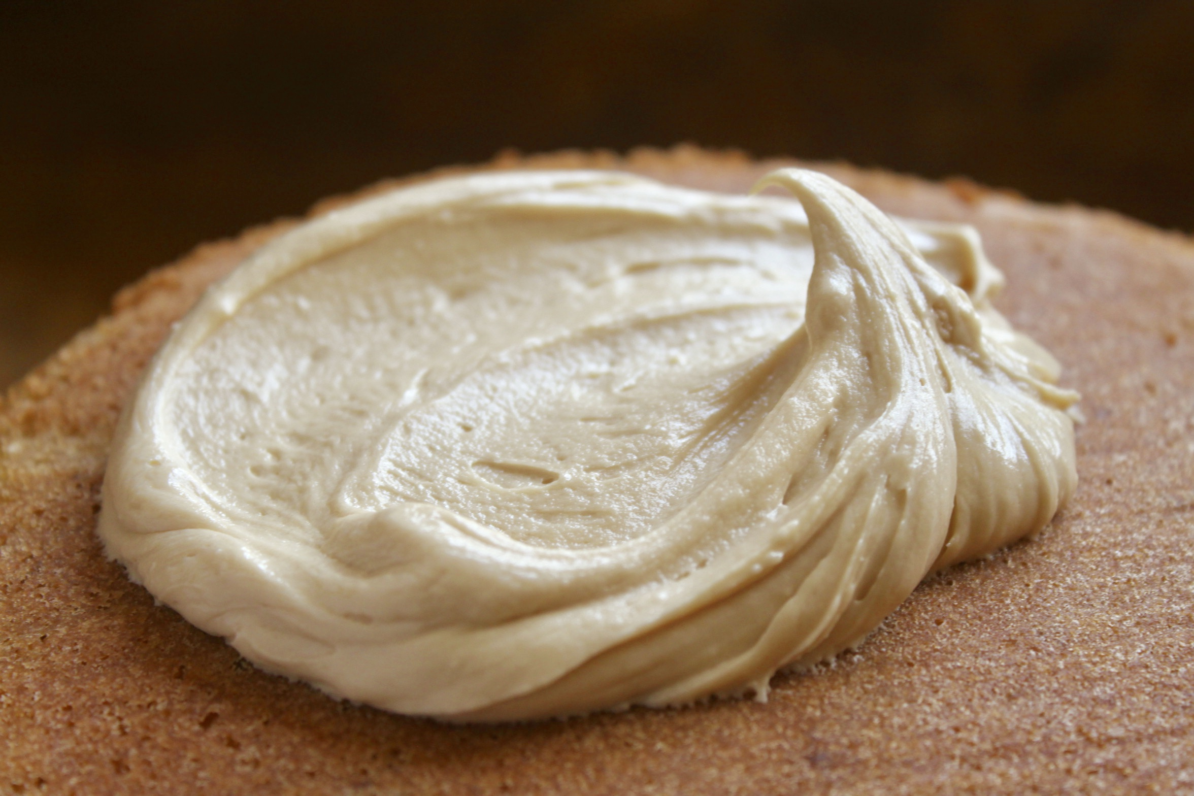 coffee frosting for cake