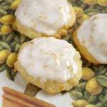 Lemon Ricotta Cookies (Biscotti alla Ricotta Morbidi)