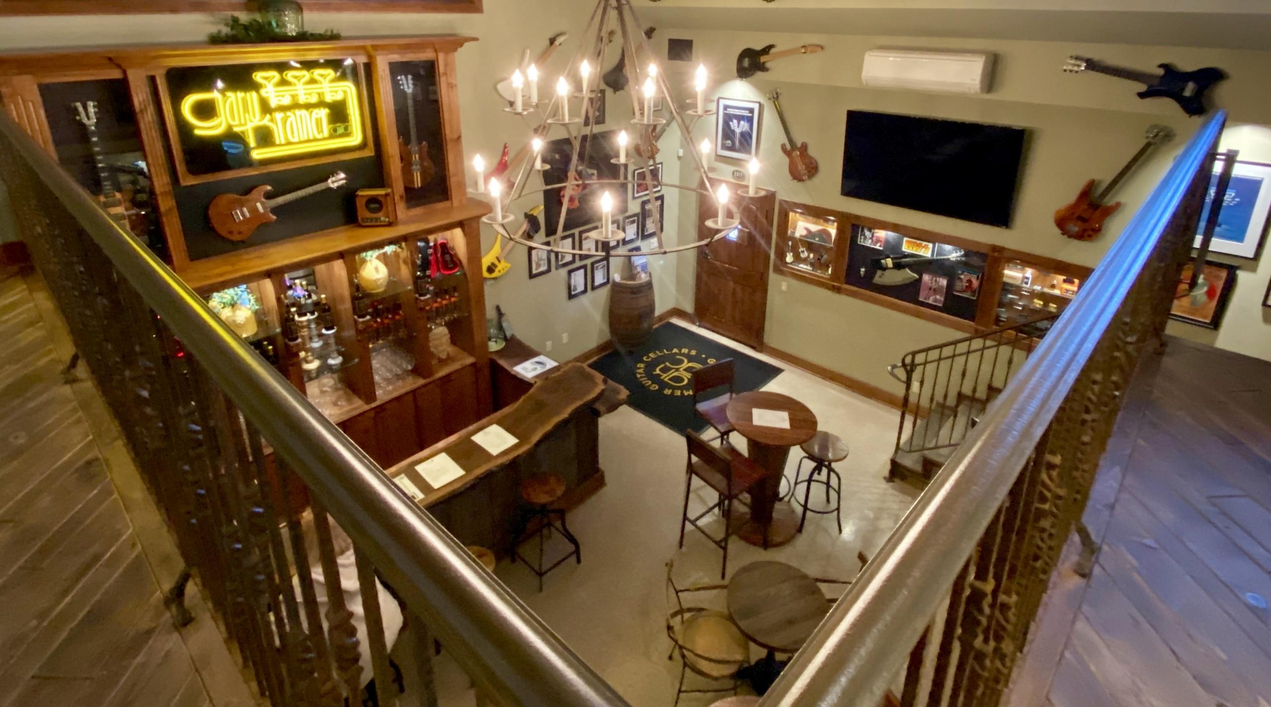 Gary Kramer Guitar Cellars