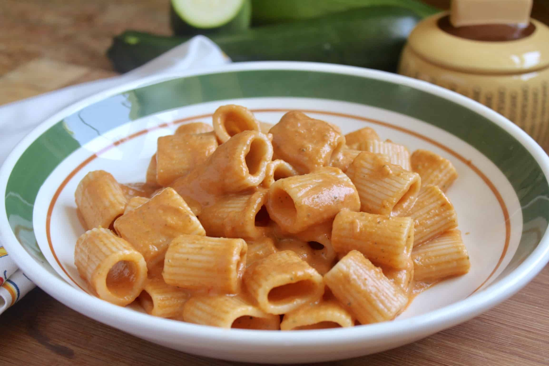 hidden zucchini pasta