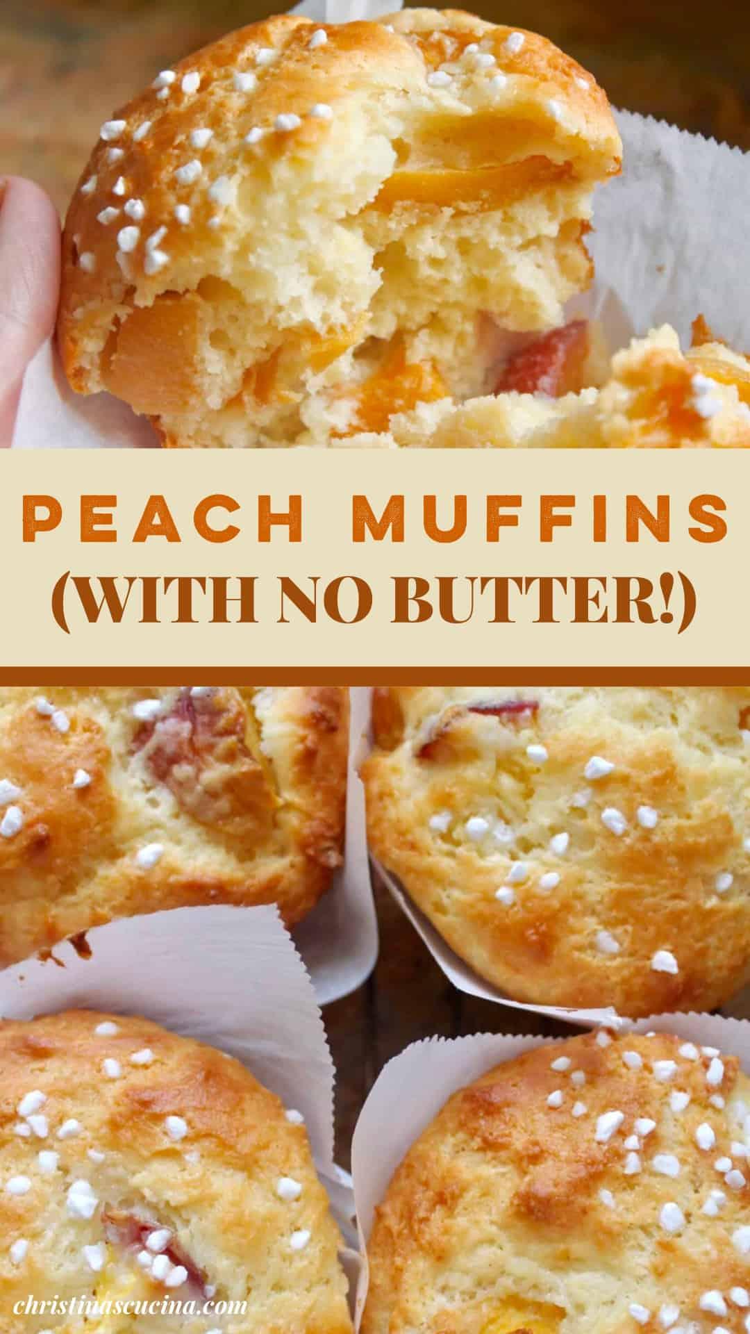 peach muffins pin