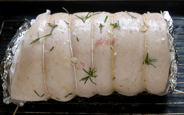 porchetta ready to roast
