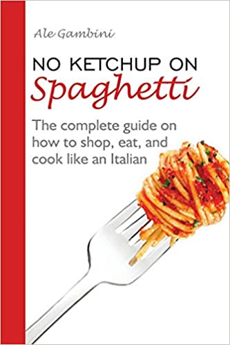 no ketchup on spaghetti book cover