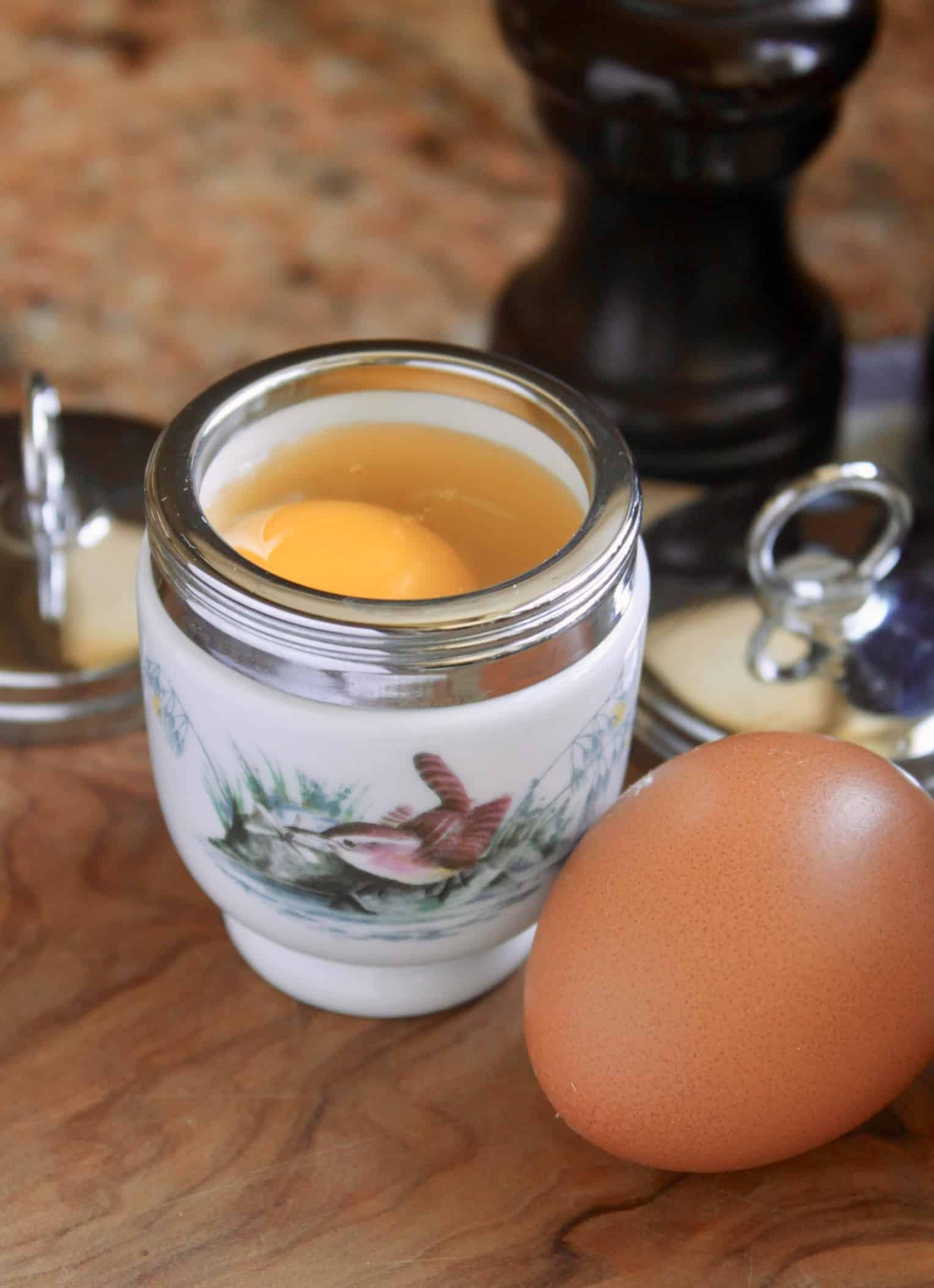egg in coddler
