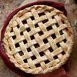 Rhubarb Pie (or Strawberry Rhubarb Pie) A Recipe with Perfect Results!