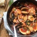Cioppino (Italian-American Seafood Stew)