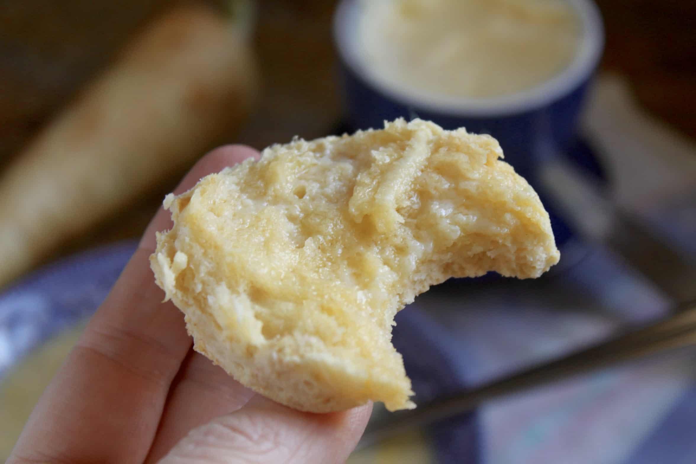bitten parsnip scone