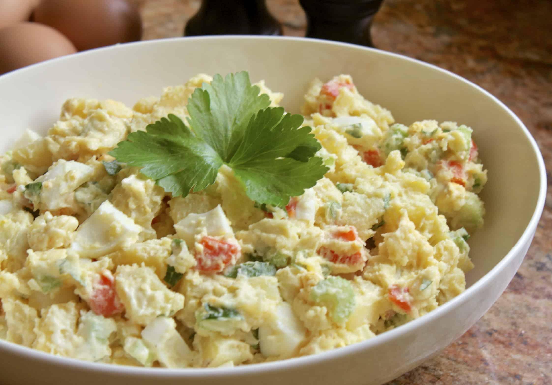 korean potato salad