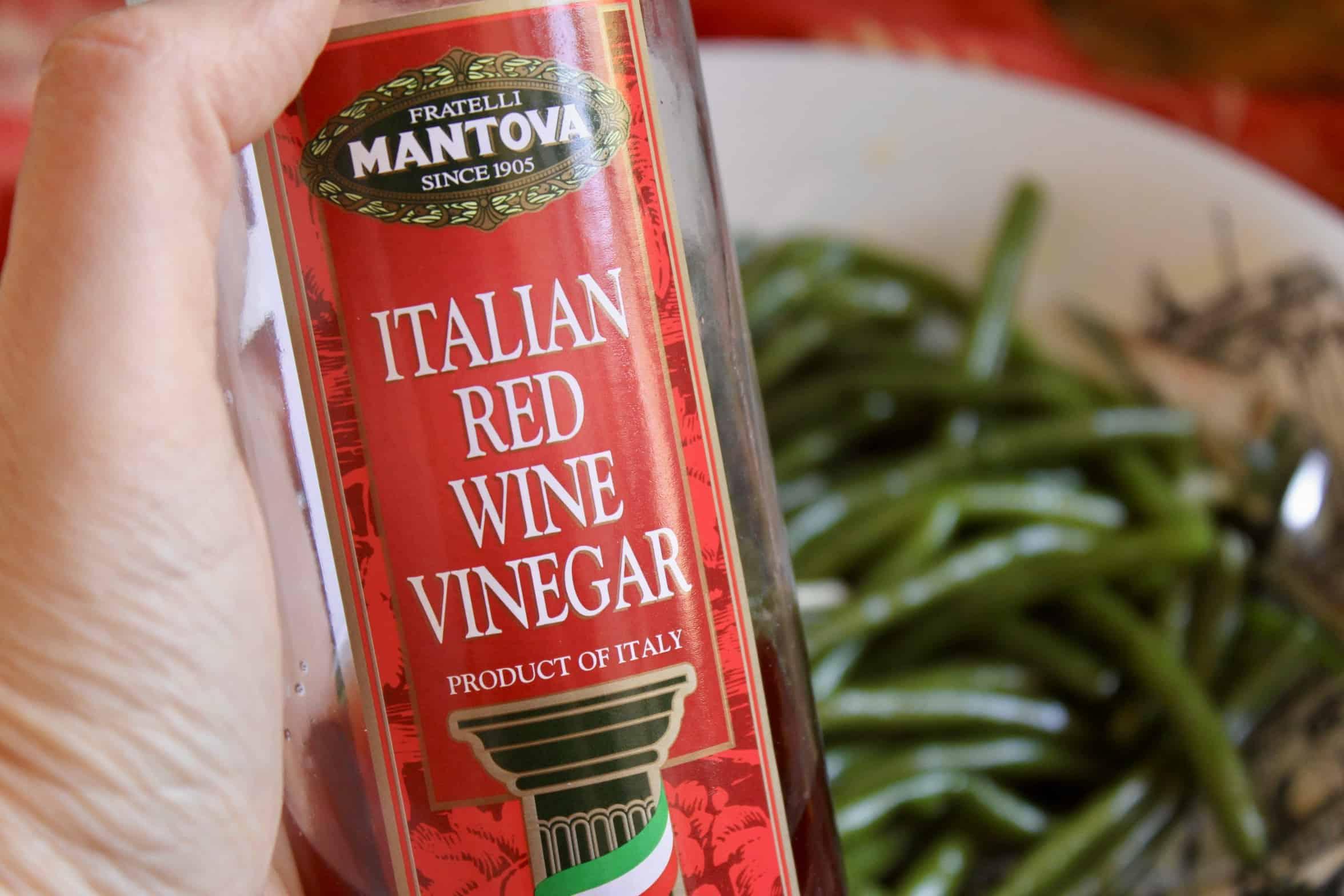 Italian red wine vinegar