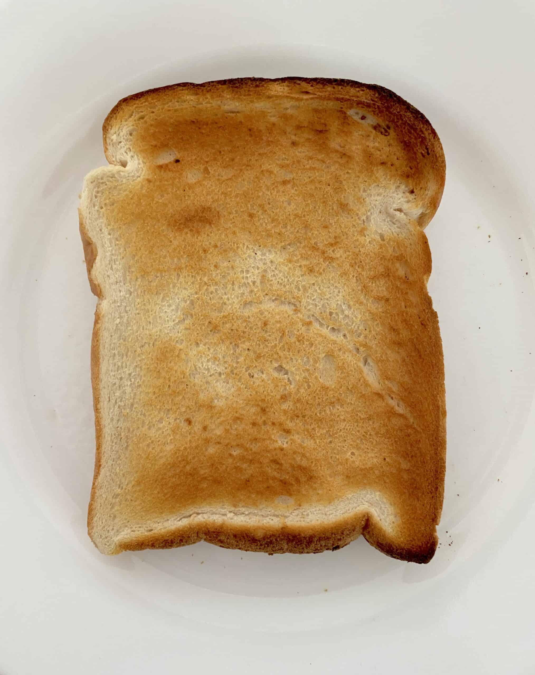 piece of toast