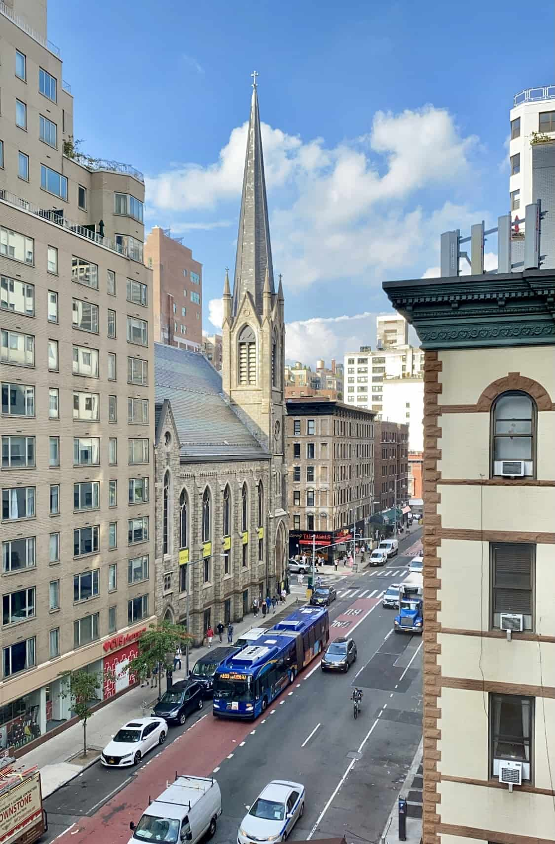 Upper East Side view